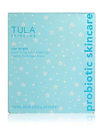 Tula Skincare star bright nourishing and brightening cosmic hydrogel mask