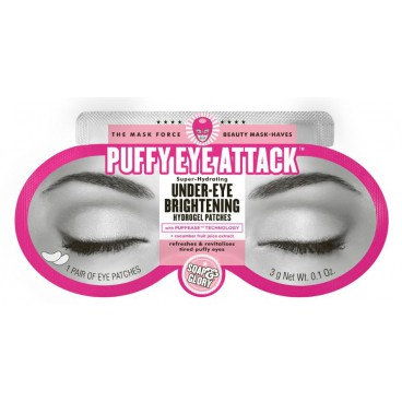 Soap and Glory Puffy Eye Attack Super-Hydrating Under-Eye Brightening Hydrogel P