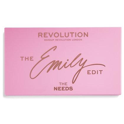 Makeup Revolution Revolution x The Emily Edit - The Needs Face & Eye Palette