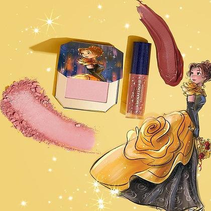 ColourPop Disney Designer Beauty and The Beast Belle Bundle