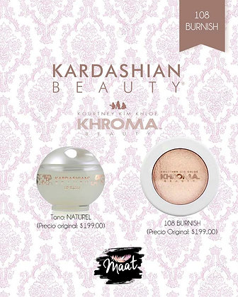 Kardashian Beauty Khroma Kit 108 Burnish