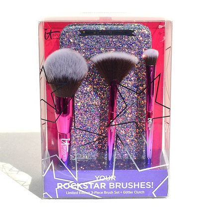 It brushes Your Rockstar brushes