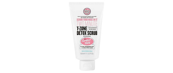 Scrub Your Nose In It Two-Minute T-Zone Detox Scrub