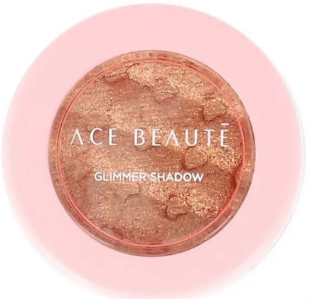 Ace Beaute Glimmer Shadow (Iced Latte)