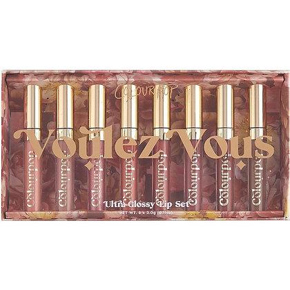 Colour Pop Voulez Vous Ultra Glossy Lip Vault