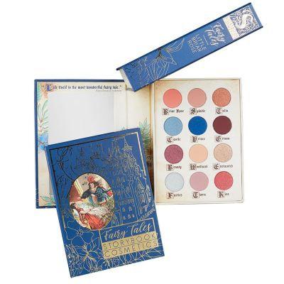 StoryBook Cosmetics Fairy Tales Eyeshadow Palette