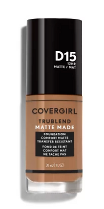 Covergirl TruBlend Matte Made Liquid Foundation-Tonos Dark