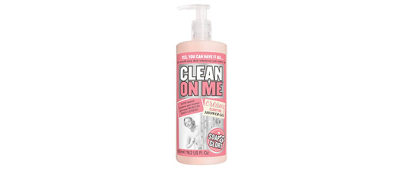Clean On Me Creamy Clarifying Shower Gel - 16.2oz