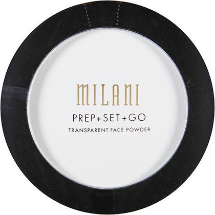 Milani Prep+Set+Go Transparent Face Powder