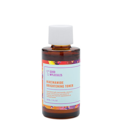 Good Molecules Travel Size Niacinamide Brightening Toner