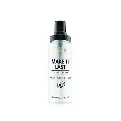 Milani Make It Last Setting Spray, Prime + Correct + Set
