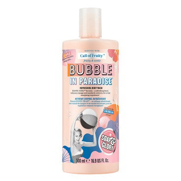 Soap and Glory Call of Fruity Bubble In Paradise Body Wash