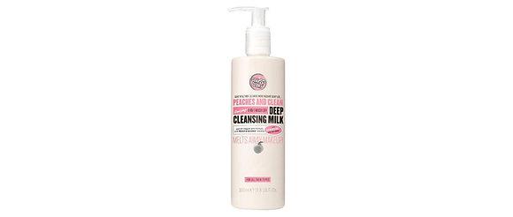 Peaches & Clean Deep Cleansing Milk Soap&Glory