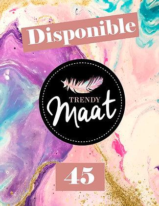 Trendy Maat 45 (Enero)
