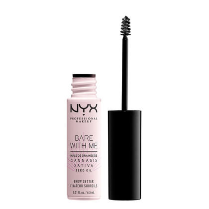 NYX Bare With Me Cannabis Sativa Seed Oil Brow Setter