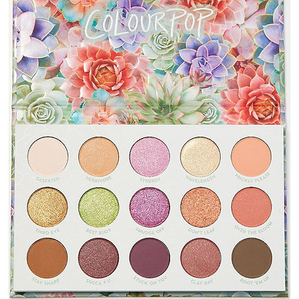 Colour Pop Garden Variety Eyeshadow Palette