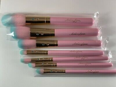 Slmissglam Pink Cotton Candy Face and Eye Set