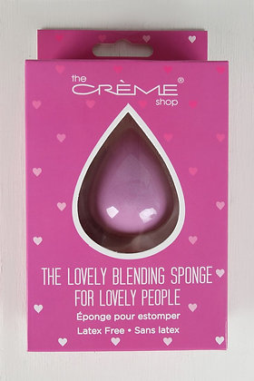 The Creme Shop The Lovely Blending Sponge