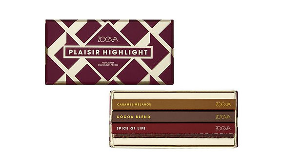 Zoeva Plaisir Highlight Face Palettes Box