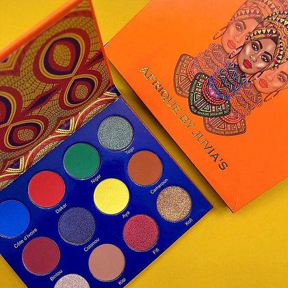 Juvia's Place Afrique Eyeshadow Palette