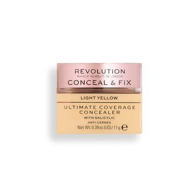 Makeup Revolution Conceal & Fix Ultimate Coverage Concealer