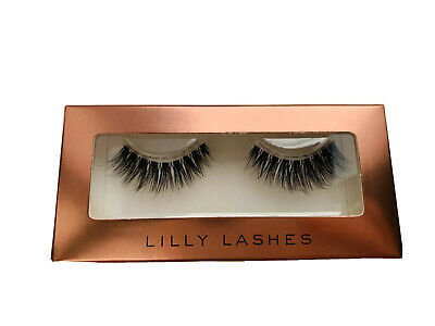 Lilly lashes Faux mink lashes (modelo Gaia)