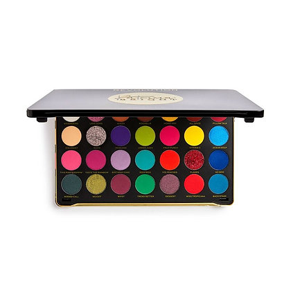 Makeup Revolution  X Patricia Bright Rich In Color Shadow Palette