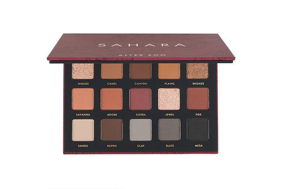 Alter Ego Sahara Eyeshadow Palette
