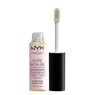 NYX Bare With Me Cannabis Sativa Seed Oil Lip Conditioner