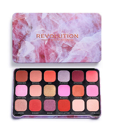 Make up Revolution Forever Forever Flawless Unconditional Love Eyeshadow Palette