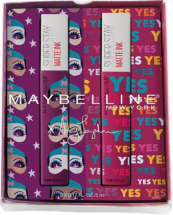Maybelline Ashley Longshore Dreamer + Believer SuperStay Matte Ink Liquid Lipsti