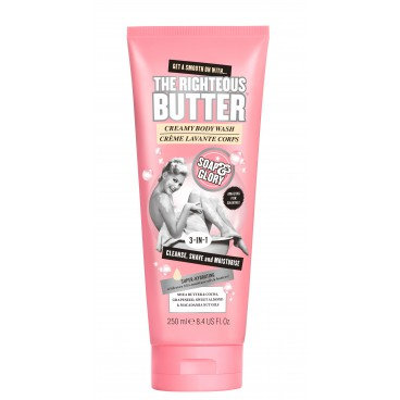 Soap and Glory Righteous Butter 3-in-1 Shower Buttercream