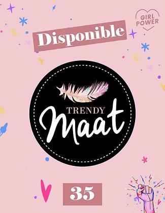 Trendy Maat 35 (Marzo)