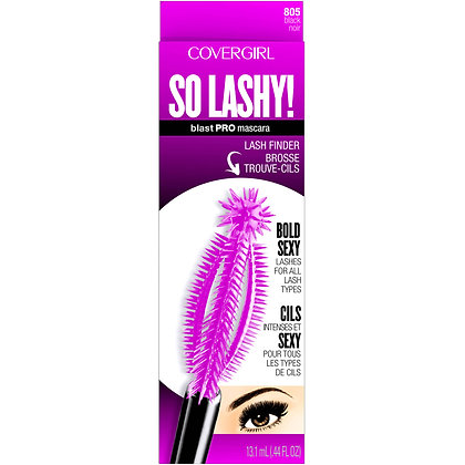 So Lashy! blast PRO Mascara Covergirl