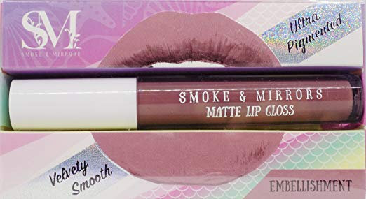 Smoke & Mirrors Matte Lip Gloss
