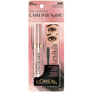 Paris Voluminous Lash Paradise L'Oréal