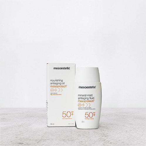 Mineral Matt Anti-aging Fluid Sunscreen 50ml