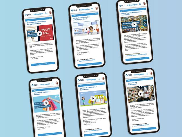 The Blu App Makes Entrepreneurs Fit for Business