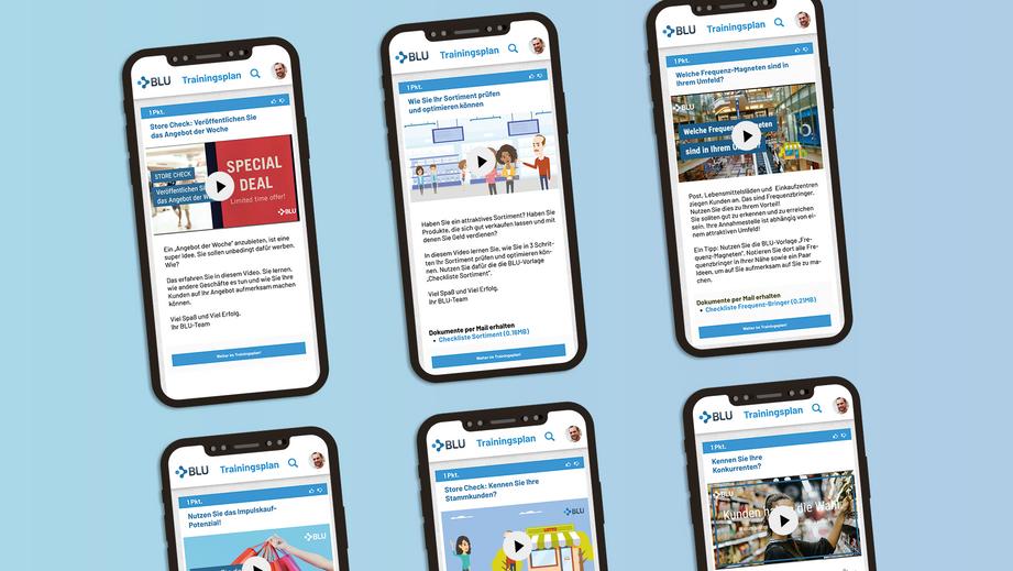 Educate Customers and Increase Loyalty via an App