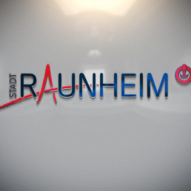 Brand Design for Raunheim