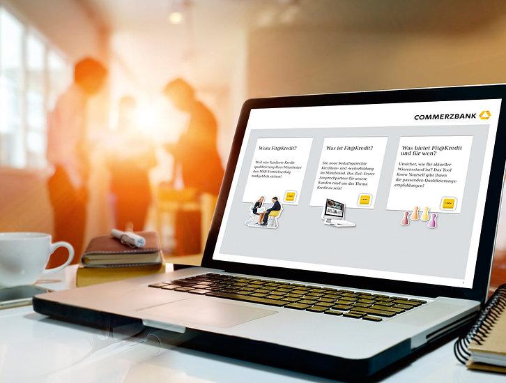 Internes Marketing für Trainingsprogramm