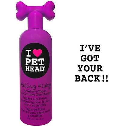 Pet Head Feeling Flaky Dry & Sensitive Shampoo