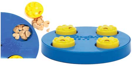 Dog Gamez! Treat Wheel