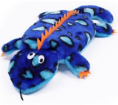 Invincibles Gecko Squeaker - Blue 4 Squeaker