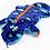 Thumbnail: Invincibles Gecko Squeaker - Blue 4 Squeaker