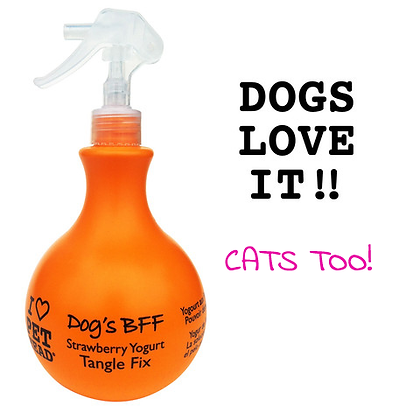 Pet Head Dog's BFF Tangle Fix