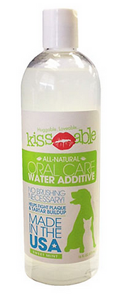 Kissable Dog Oral Care Water Additive