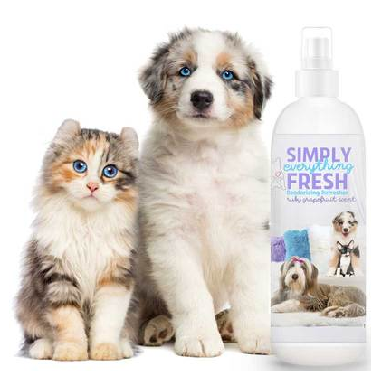 Simply Everything Fresh Deodorizing Refreshing Spray