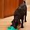 Thumbnail: Kyjen Slo-Bowl Slow Feeder - Drop Teal