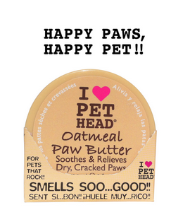Pet Head Oatmeal Paw Butter